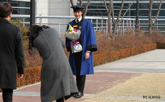 DC Ilwoo Graduation photo2