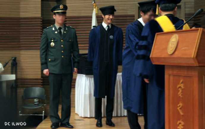 DC Ilwoo Graduation photo8