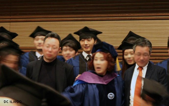 DC Ilwoo Graduation photo9